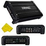 Best Orion Car Speakers - Orion Cobalt 4 Channel Amplifier – Class A/B Review