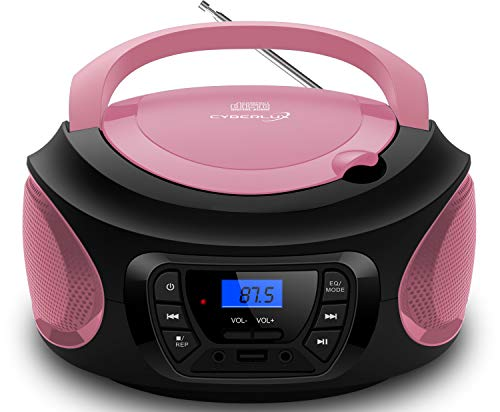 Tragbarer CD-Player | | CD/CD-R | USB | FM Radio |...