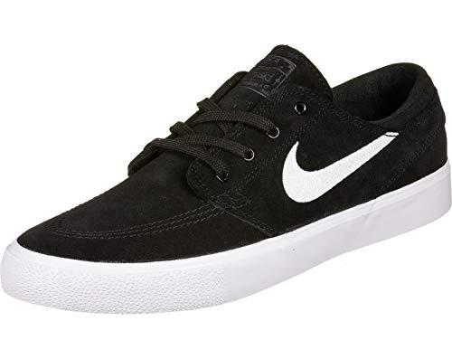 Nike Herren Sb Zoom Janoski Rm Fitnessschuhe, Mehrfarbig (Black/White/Thunder Grey/Gum Light Brown 000), 47.5 EU