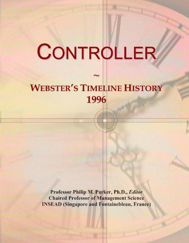 Controller: Webster's Timeline History, 1996