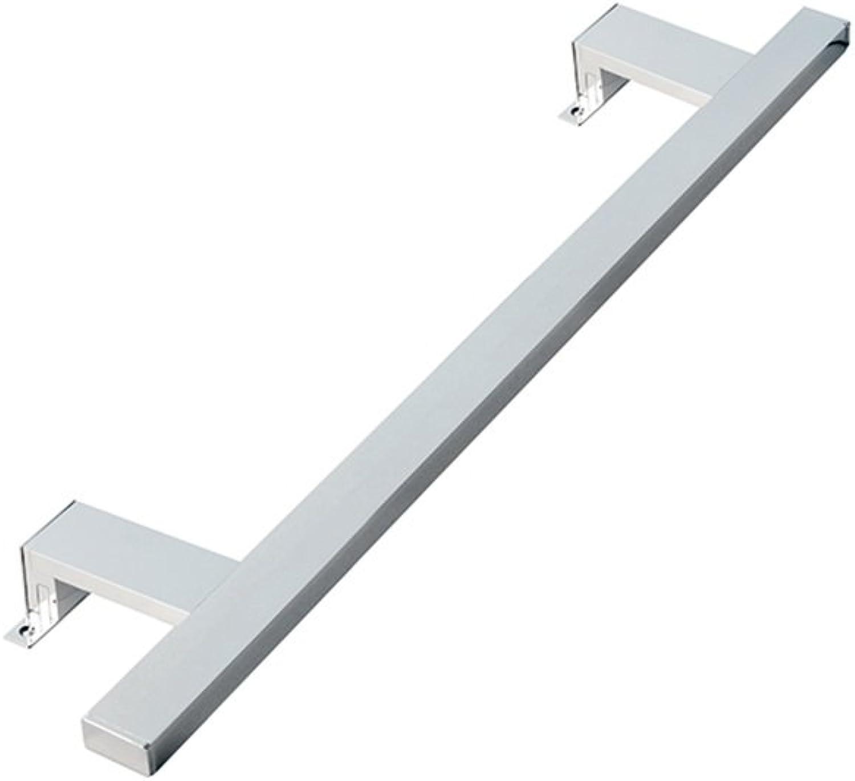 Emuca 5071411 LED-Leuchte für Badezimmerspiegel 14W L [Energieeffizienzklasse A] , 14 W, Verchromt, L 800mm