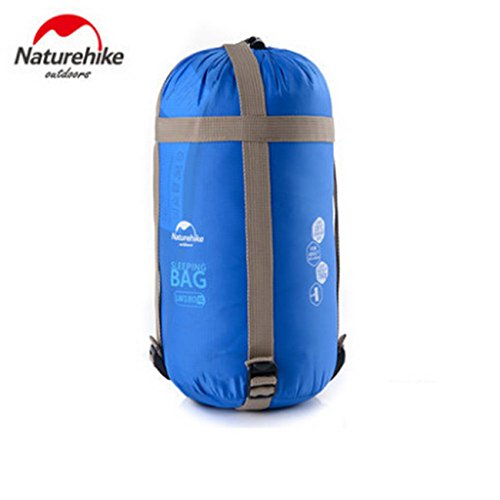 Naturehike 200x85cm Mini Esterna Ultraleggera Busta Sacco a Pelo Ultra-Piccole Dimensioni per accampa Facendo un'escursione NH16S004-L