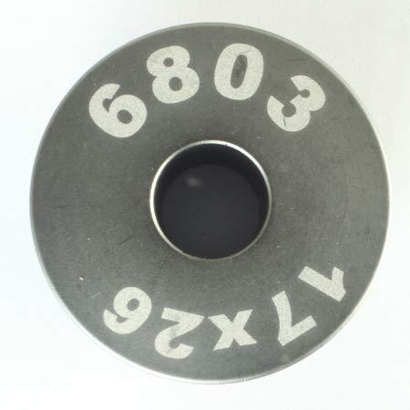 Enduro Bearings Roulements Guide for 6803 Bearing-Inner