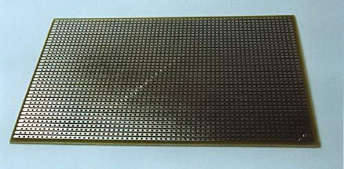 KEMO Experimentierplatine Streifenraster, E005