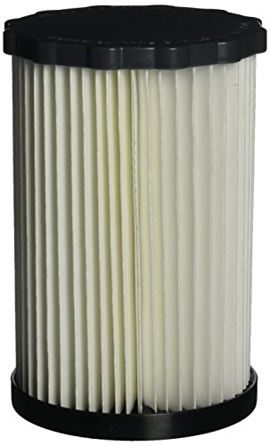 Royal Dirt Devil 3250435001 Filter, F3 Round Pleated Dirt Cup 082500/SD40005 , White
