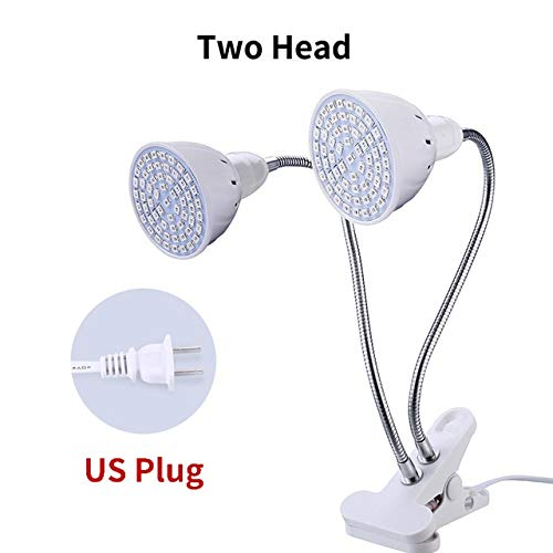 Best Quality - Phyto Lamp Full Spectrum LED Grow Light E27 Plant Lamp Fitolamp for Indoor Seedlings Flower Fitolampy Grow Tent Box - by ECOHome