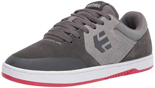 Etnies Herren Marana Skate-Schuh, Grey Dark Grey Red, 37.5 EU