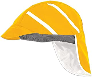 Taiga Cycle Helmet Rain Cover, Waterproof/breathable Cycling Hat. Made in Canada