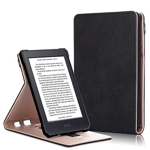 XIAOMIHU Ebook Reader Schutzhülle Cover Case, Smart Case für Kobo Nia 2020 PU Leder...