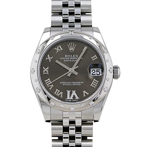 ロレックス ROLEX デイトジャスト 178344G ブロンズローマ(VIダイヤ) 文字盤 腕時計 ユニセックス (W203440) [並行輸入品]