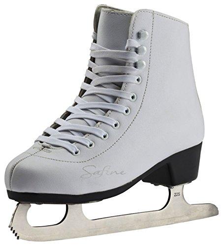 Tecnopro Damen Complet Susanne Felt 1.0 Feldhockeyschuhe, Weiß (Weiß 001), 35 EU