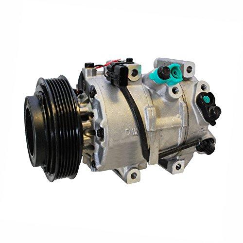 Denso 471-6025 A/C Compressor