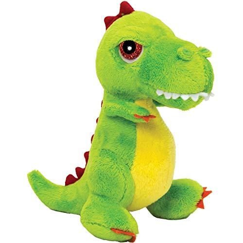 Suki Gifts International - Peluche de tamaño pequeño, modelo dinosaurio T-Rex
