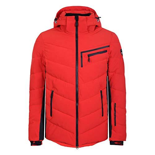 Icepeak Herren Skijacke EADS 56202 Coral-RED 48