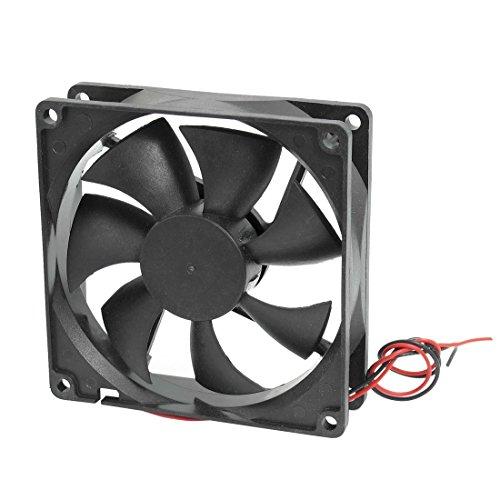 90mm x 90mm x 25mm caja de la computadora CPU Cooler DC ventilador de refrigeración 12V 0.09A