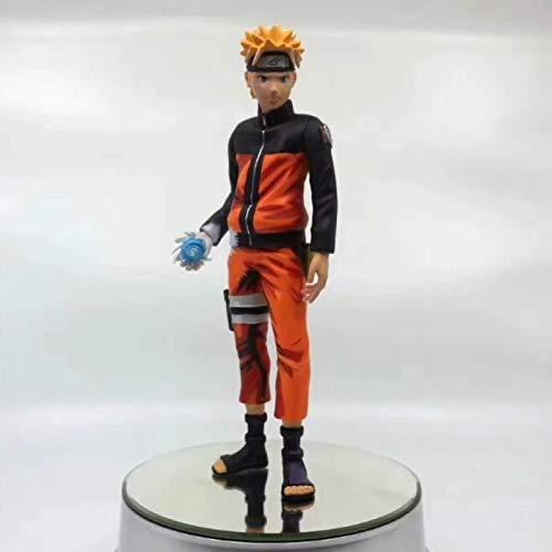 SXXYTCWL Ltong Naruto Shippuden Meister Sterne Stück MSP Uzumaki Naruto PVC Figure Sammler Modell Spielzeug 25cm jianyou
