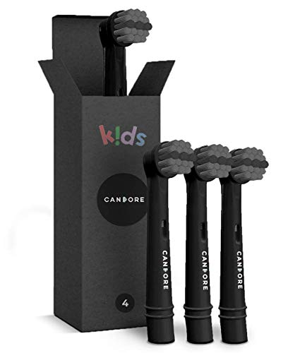 Candore Kids Black Carbon by Candore X4 – 100 % reciclables –...