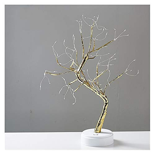 SHUWB Branch Lights, LED Willow Twig Lighted Branch DIY Tree Willow, Branches Lamp Warm White Battery, Easter, Operated Twig Lights Decoration For Christmas Home Decoration (Color : C)