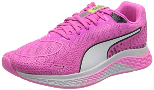 PUMA Speed Sutamina 2 Wns, Zapatillas para Correr de Carretera Mujer, Rosa (Luminous Pink White Black), 40 EU