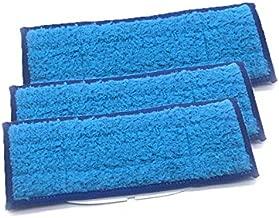 PAEW 3PCS/SET Mopping Cloths Microfiber Mopping Cloths For iRobot Braava jet 240