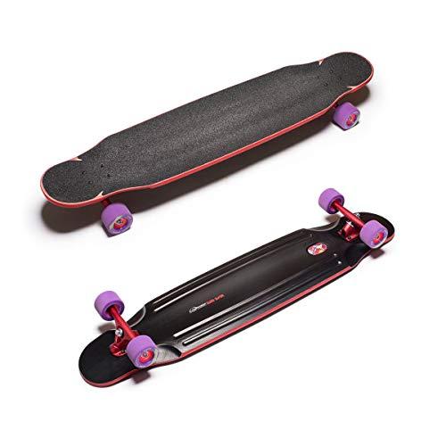 Loaded Boards Longboard Komplettboard Chubby Unicorn V2 Blood Slayer Fullshape 107,3cm