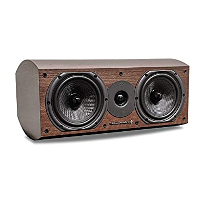Wharfedale Diamond 9.CS Walnut Centre Speaker (Single) from Wharfdale