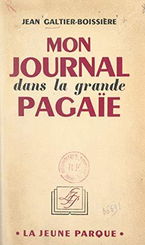 Mon journal dans la grande pagaïe (French Edition)