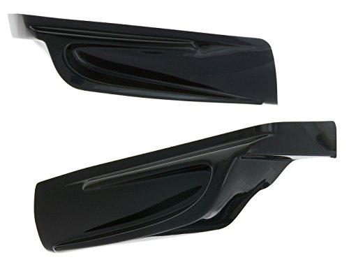 Seitenverkleidung MTKT schwarz für Benelli 49X QuattronoveX 50