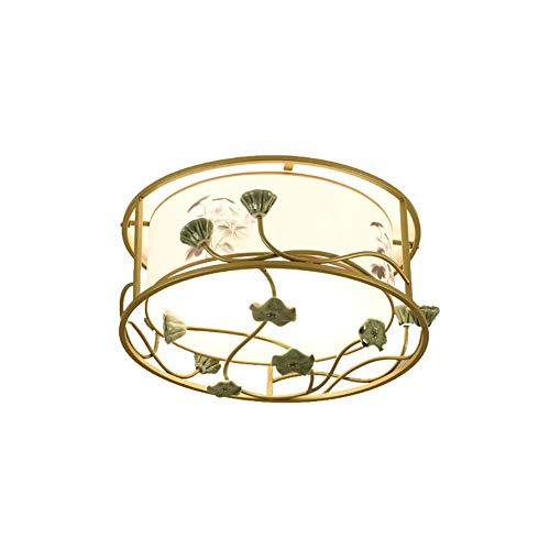 TINGLI Home Exquisitas lámparas decorativas Luz de techo de