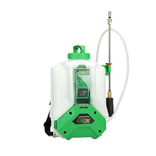 FlowZone Cyclone Battery Powered Backpack Sprayer