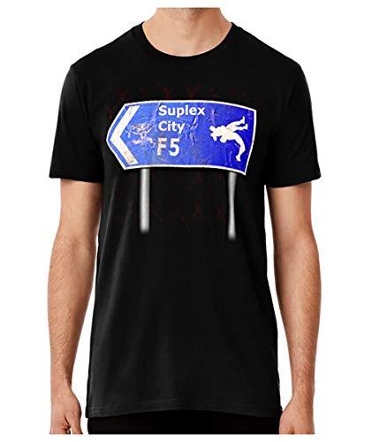 Batirbek0707a601 PA Shirt Gr. S, Suplex City UK Premium T-Shirt