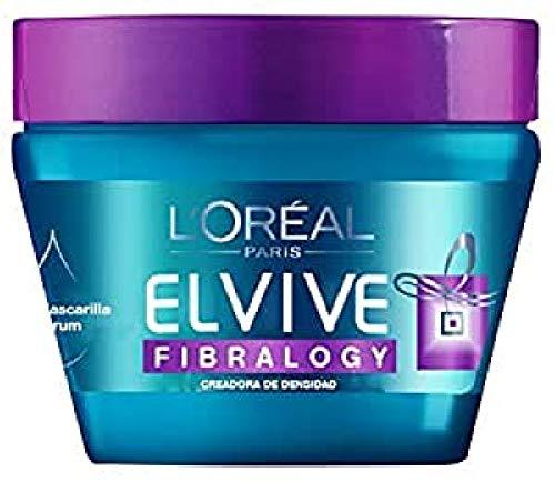 L'Oréal Paris Elvive FIBRALOGY mascarilla creadora de densidad 300 ml
