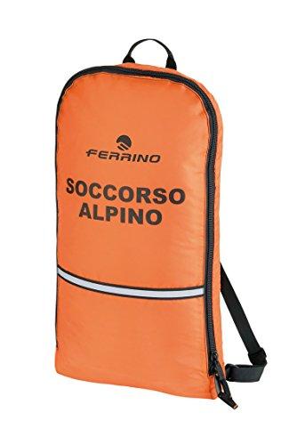 Ferrino Soccorso Alpino, Zaino per Intervento su Valanghe Arancione, 15 Litri