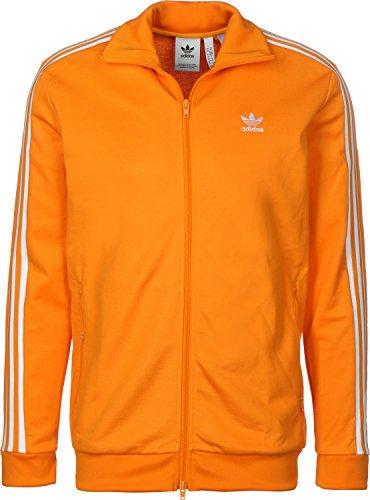 adidas novita TRACK JACKET BECKENBAUER DH5821 Arancione XS