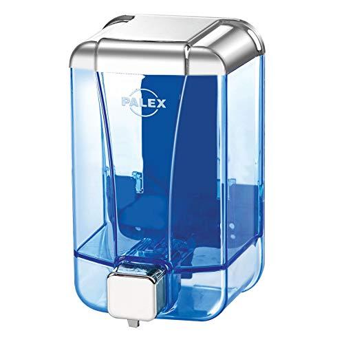 Dispensador de jabón líquido 500 cc, transparente