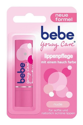 Bebe Young Care goodbye Lipstick Nude, 4.9 g