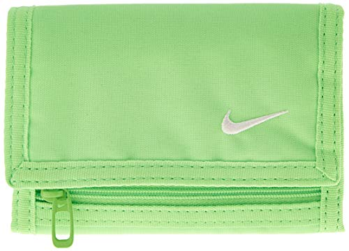 NIKE Basic Billetero, Verde, S