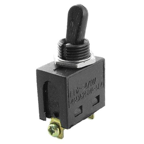 TaoToa 250V Interruptor de palanca de posicion ON/OFF para amoladora angular