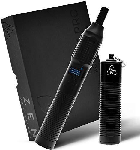Imagen del productoVaporizador Zen Stilus Pro de conducción con dos baterías, un cargador adicional y una salida de primera clase, modular ampliable + 2 años de soporte ZEN Premium