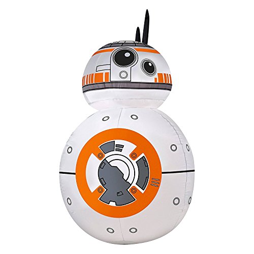 Disney Star Wars BB-8 Airblown Inflatable 42 Lighted Christmas Decoration