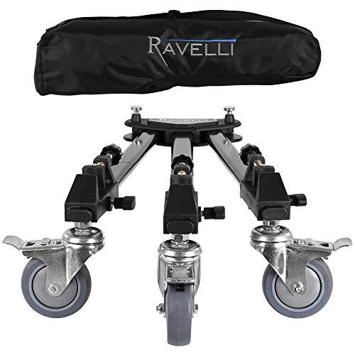Ravelli ATD Dolly Transportwagen für Fotografie Kamera und Licht