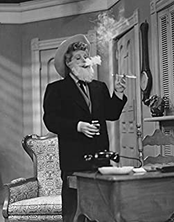 Lucille Ball wearing a beard in I Love Lucy Photo Print (8 x 10)