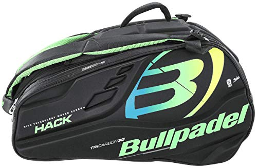 Bullpadel Hack BP 20012, Negro, Única