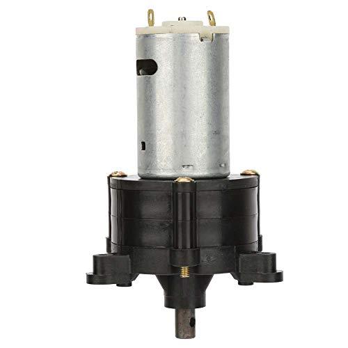 iFCOW Generador de Manivela DC Generador Eólico Hidráulico en Miniatura de Manivela Dinamotor de Energía Eléctrica