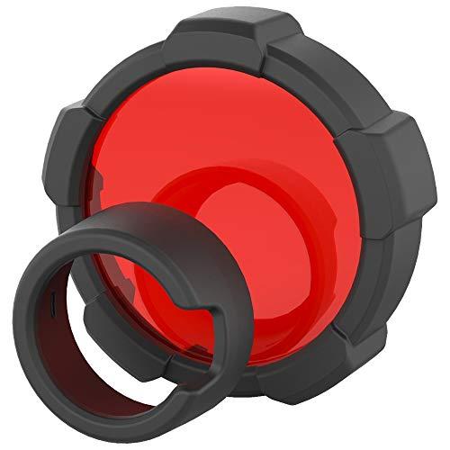 Preisvergleich Produktbild LED LENSER 501508 rot Filter-Beleuchtung-Filter (rot,  LED LENSER MT18,  8, 55 cm)