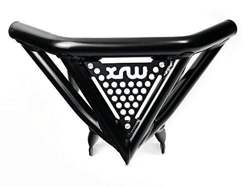 Front Bumper Ersatzteil für/kompatibel mit Yamaha Raptor YFM 660 R schwarz