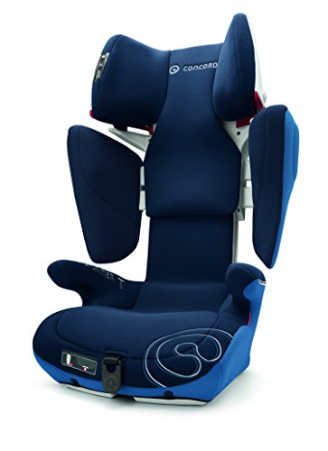 Concord, Silla de coche grupo 2/3 Isofix, azul