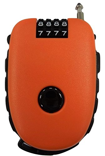 Bosvision BV-8981O Combination Padlock, Orange