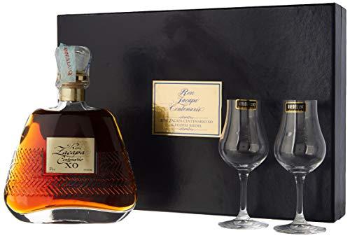 Ron Zacapa Centenario XO Riedel Set Old Edition Rum - 700 ml