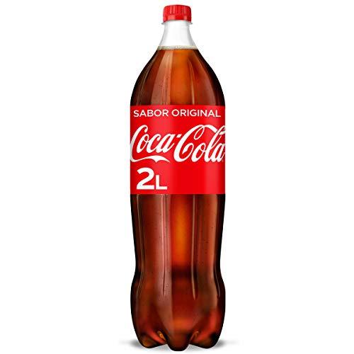 Coca-Cola Sabor Original Botella - 2 l